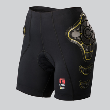 Picture of G-FORM WOMEN'S PRO-B BIKE COMPRESSION SHORTS WITH CHAMOIS